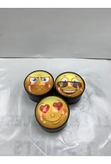 2'' 3Pcs Emoji Grinder (12 Per Box)