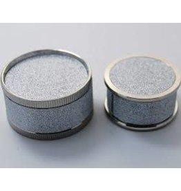 3 Parts Glitter Zinc  Grinder Display (12pcs)