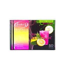 50g Fantasia Herbal Shisha Pink Lemonade