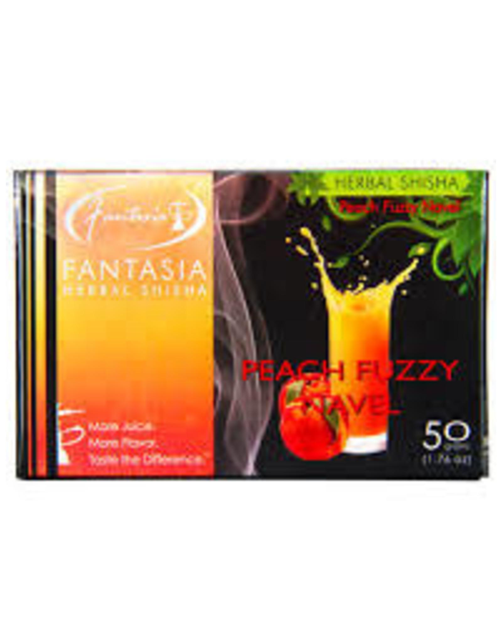50g Fantasia Herbal Shisha Peach Fuzzy Nav