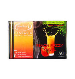 50g Fantasia Herbal Shisha Peach Fuzzy Nav