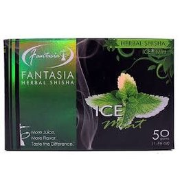 50g Fantasia Herbal Shisha Ice Mint