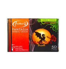 50g Fantasia Herbal Shisha Dragon's Breath