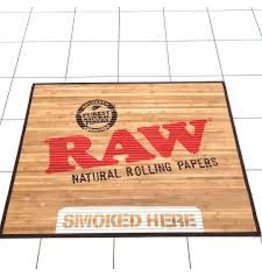 RAW RAW DOOR MAT LARGE