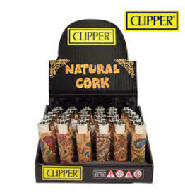CLIPPER NATURAL CORK