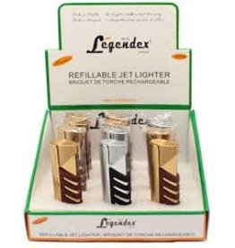LEGENDEX LEGENDEX ADVENTURER TORCH LIGHTER