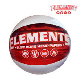 ELEMENTS ELEMENTS BEACH BALL -RED