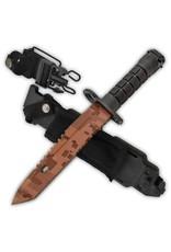 BAYONET 14 Inch AR-15 Bayonet (AR-15 Style)