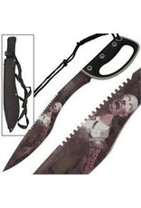 BIOHAZARD Biohazard Zombie Survival Gear Bush Machete