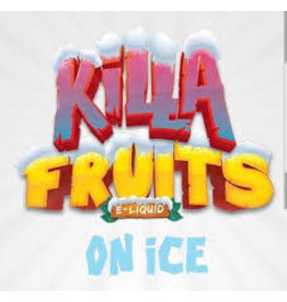 KOIL KILLAZ E-LIQUID KILLA FRUITS ICE