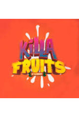 KOIL KILLAZ E-LIQUID KILLA FRUITS SALT NIC