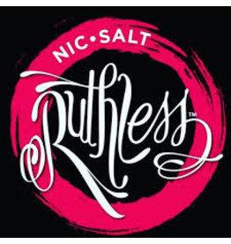 Ruthless E-liquid RUTHLESS SALT NIC E-LIQUID