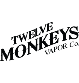 Twelve monkeys E-juice TWELVE MONKEYS  E-LIQUID