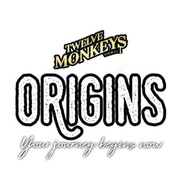 Twelve monkeys E-juice TWELVE MONKEYS E-LIQUID ORIGINS