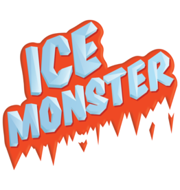 Ice Monster E-juice JAM MONSTER ICE E-LIQUID