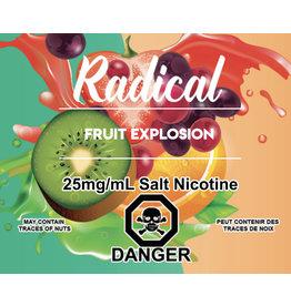 RADICAL E-LIQUID RADICAL SALT NIC E-LIQUID