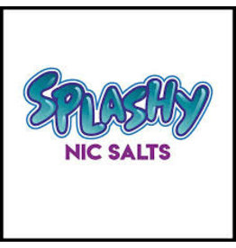 SLUSHY E-LIQUID SPLASHY SALT NIC E-LIQUID
