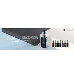 VAPORESSO VAPORESSO LUXE SKRR WITH TANK MOD KIT