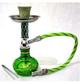 NARGILE MINI HOOKAH GLASS SMALL