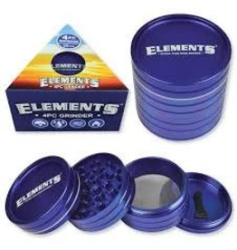 ELEMENTS ELEMENTS SHREDDER GRINDER