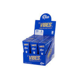 VIBES VIBES RICE CONES - 3PK KING SIZE