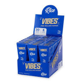 VIBES VIBES RICE CONES- 6PK 1/4