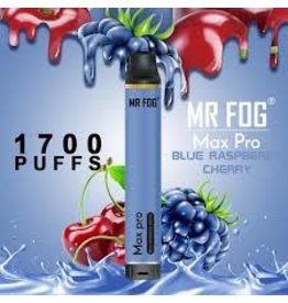 MR FOG MR FOG MAX PRO DISPOSABLE VAPE
