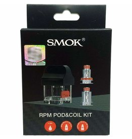 SMOK SMOK RPM40 REPLACEMENT POD WITH COIL