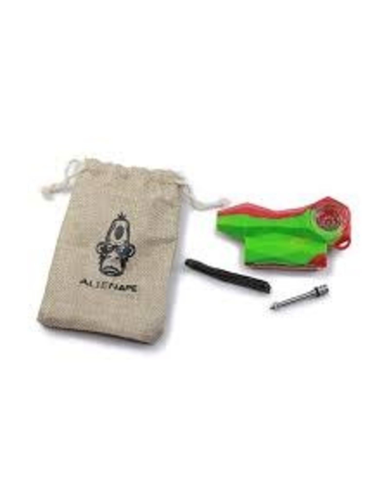 ALIEN APE- SPARKER PIPE WITH PERMANENT MATCH