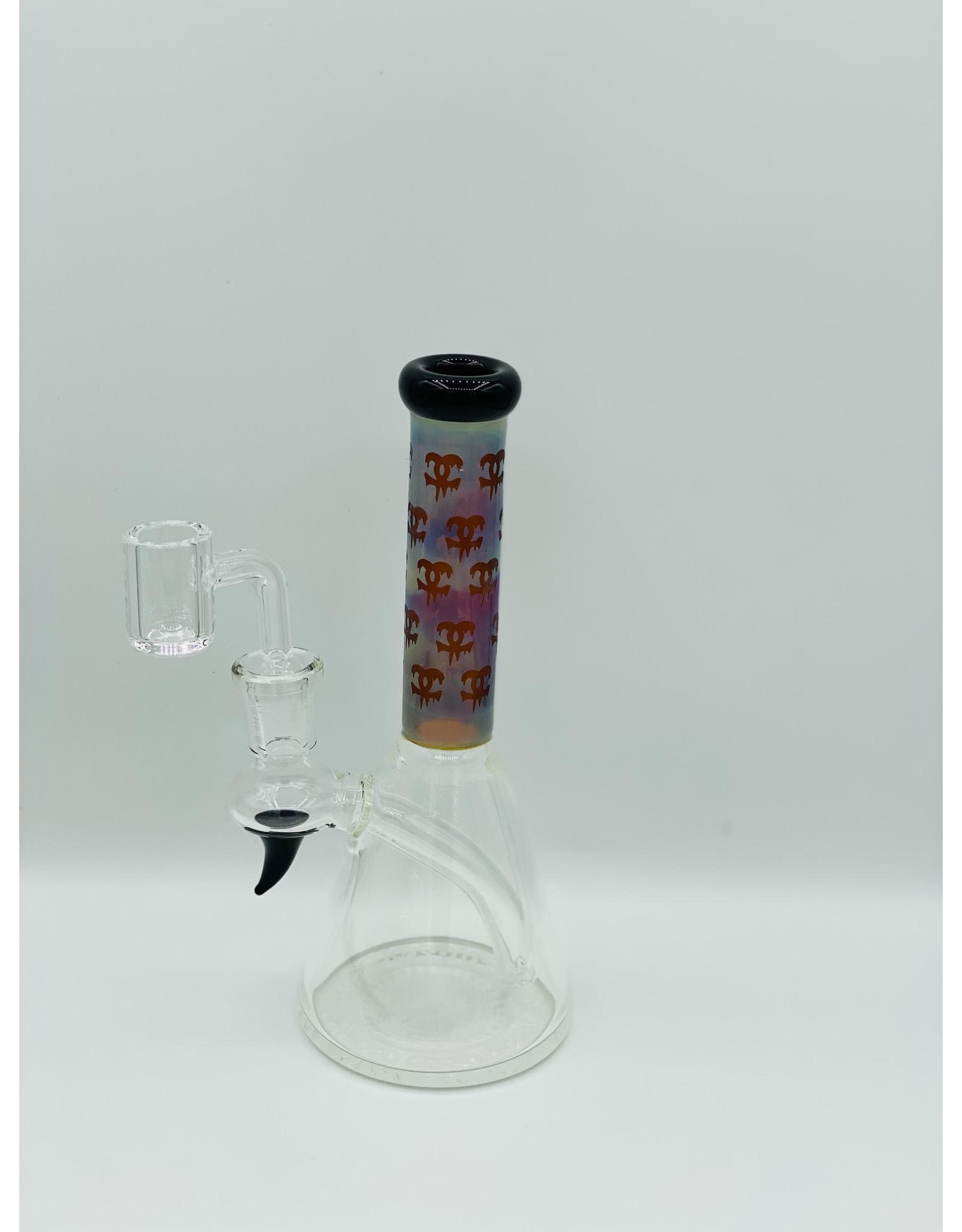 CHRYSTAL GLASS CRYSTAL GLASS 6.7 DAP RIG C6244