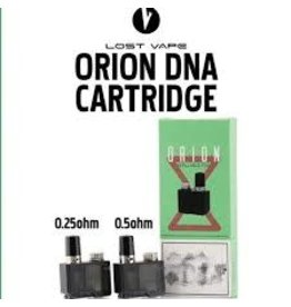 LOSTVAPE LOST VAPE ORION DNA REPLACEMENT  POD(2 OF PACK)