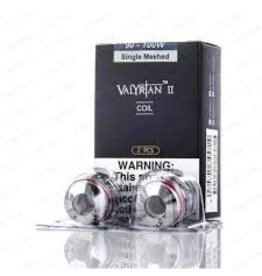 UWELL UWELL VALYRIAN 2 COIL 0.32 OHM SINGLE MESH 90-100 W single