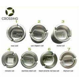 CROSSING CROSSING COIL