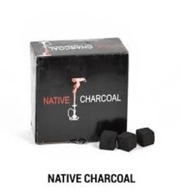 CHARCOAL NATIVE NATIVE COCONUT SHELL CHARCOAL 1.5 KILO