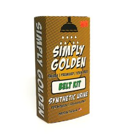 SIMPLY SIMPLY GOLDEN BELT KIT