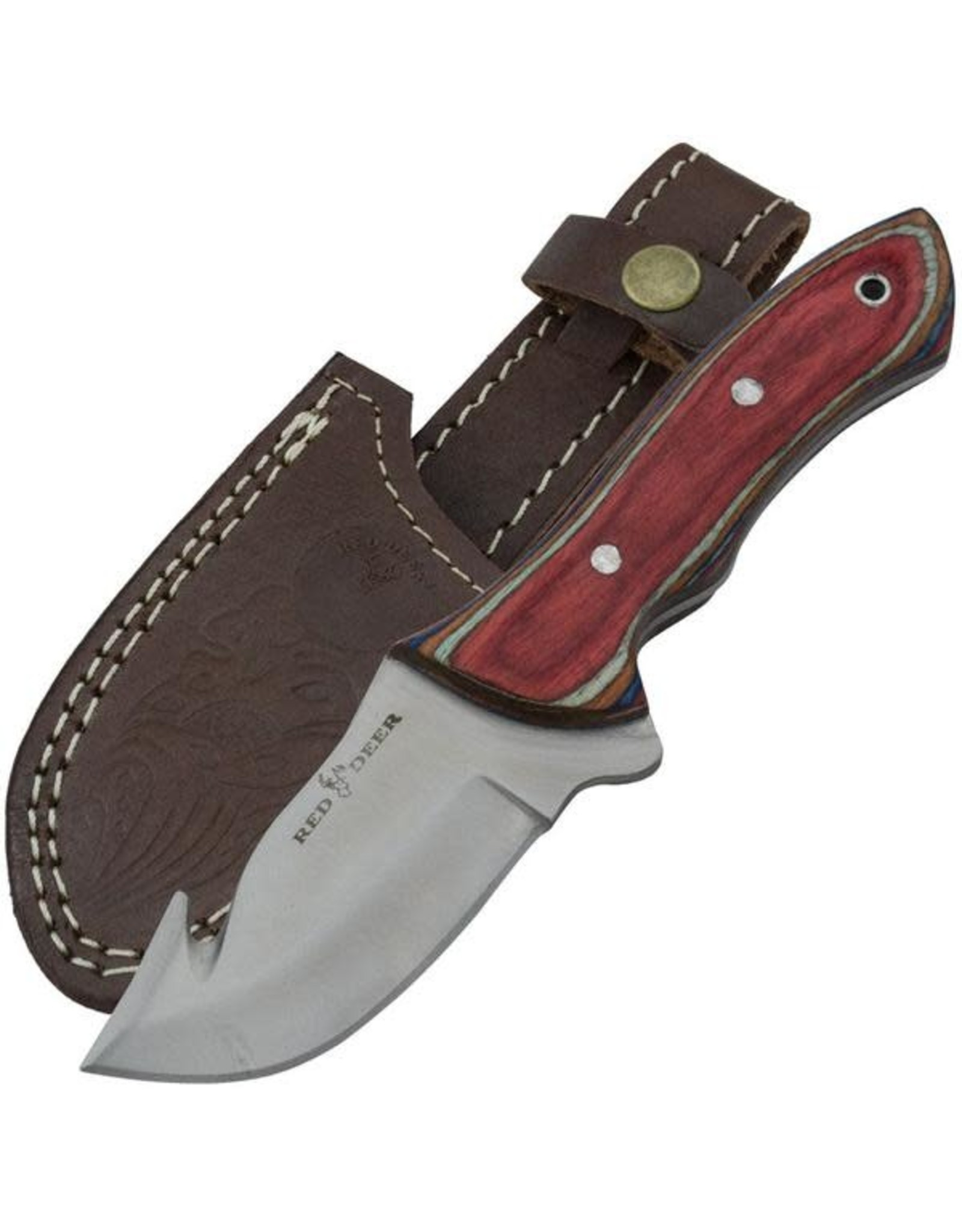 Red Deer Outdoors Red Deer Gut Hook Skinning Knife