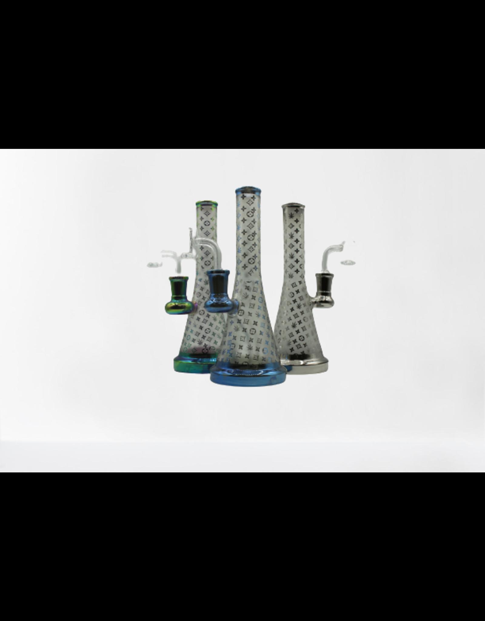 "CRYSTAL GLASS CRYSTAL GLASS 7.7"" DAP RIG C6247-1"
