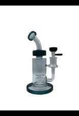 CRYSTAL GLASS CRYSTAL GLASS BONG 180MM(R015)