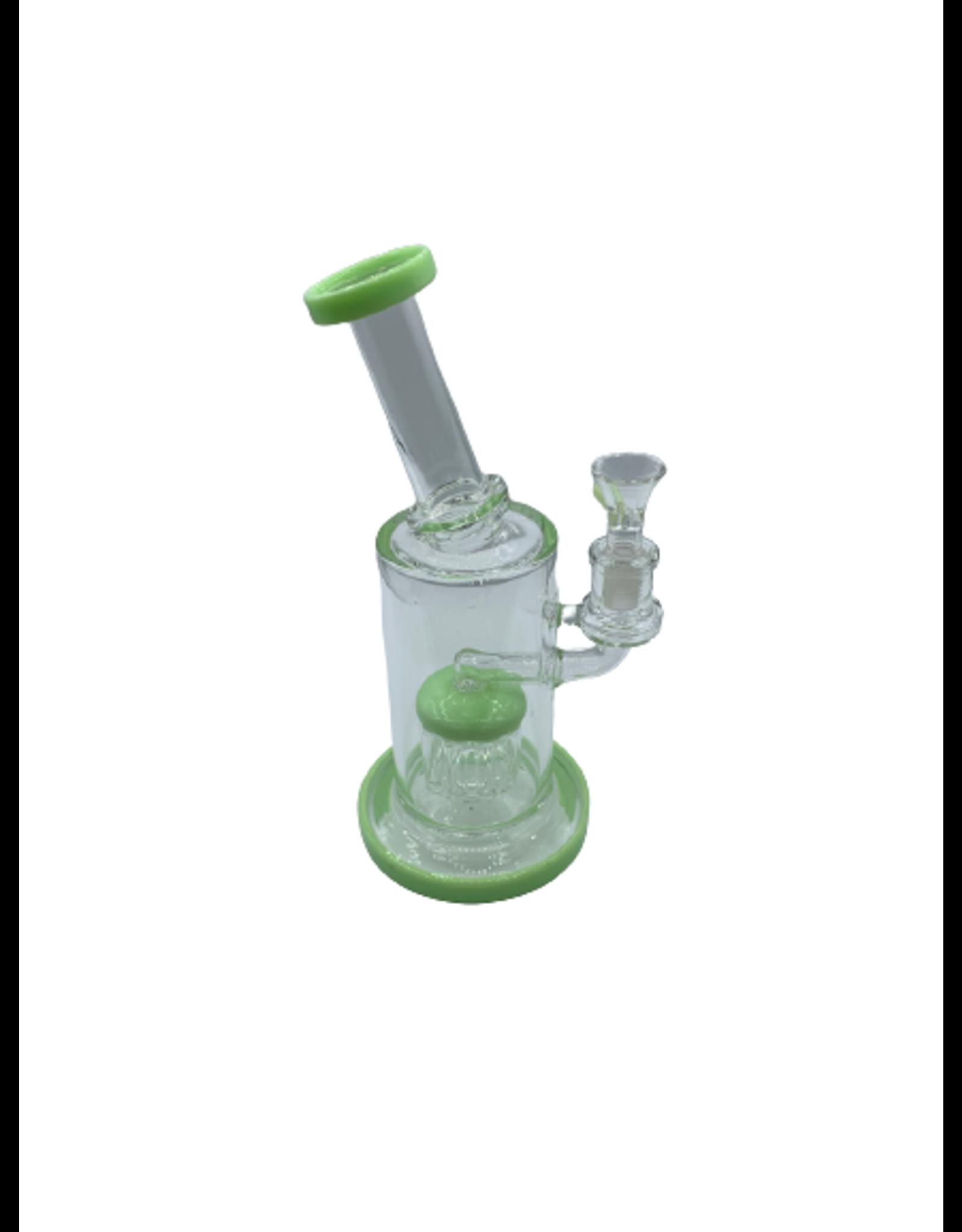 CRYSTAL GLASS CRYSTAL GLASS BONG 180MM(R025)