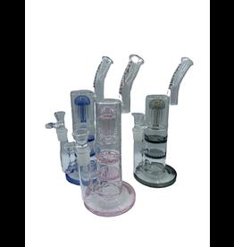 "LEGENDARY GLASS LG-215 11""HONEYCOMB SPINNER TREE PERC"