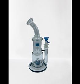 CRYSTAL GLASS CRYSTAL GLASS BONG 280MM(R065)