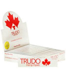 TRUDO HEMP TRUDO HEMP 1-1/4 ROLLING PAPER