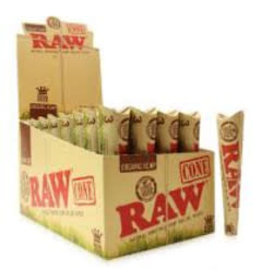 RAW RAW PRE-ROLLED CONE KS – 3/PACK