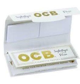 OCB OCB PAPER WITH ROLLING TIPS