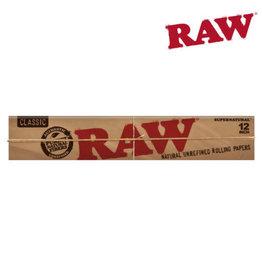 RAW RAW HUGE 12 INCH