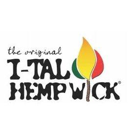 I -TAL I-TAL HEMP WICK