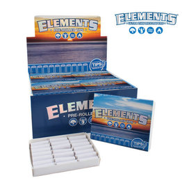 ELEMENTS ELEMENTS PRE-ROLLED TIPS