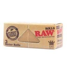 RAW RAW UNREFINED ROLLS
