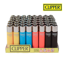 CLIPPER  LIGHTER  SOFT SOLID 4 COLORS