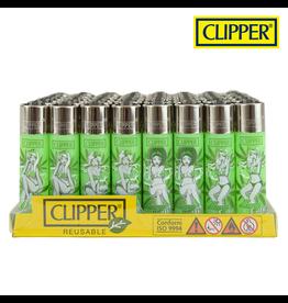 CLIPPER  LIGHTER  Mary Jane